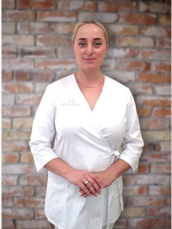 Miesto klinikos administratorė